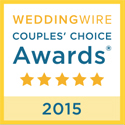 2015 Wedding Wire Award
