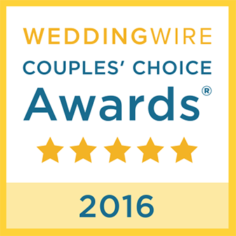 2016 Wedding Wire Award