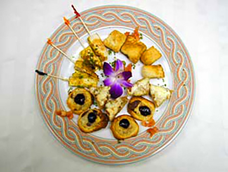 Hot Hors D'Oeuvres