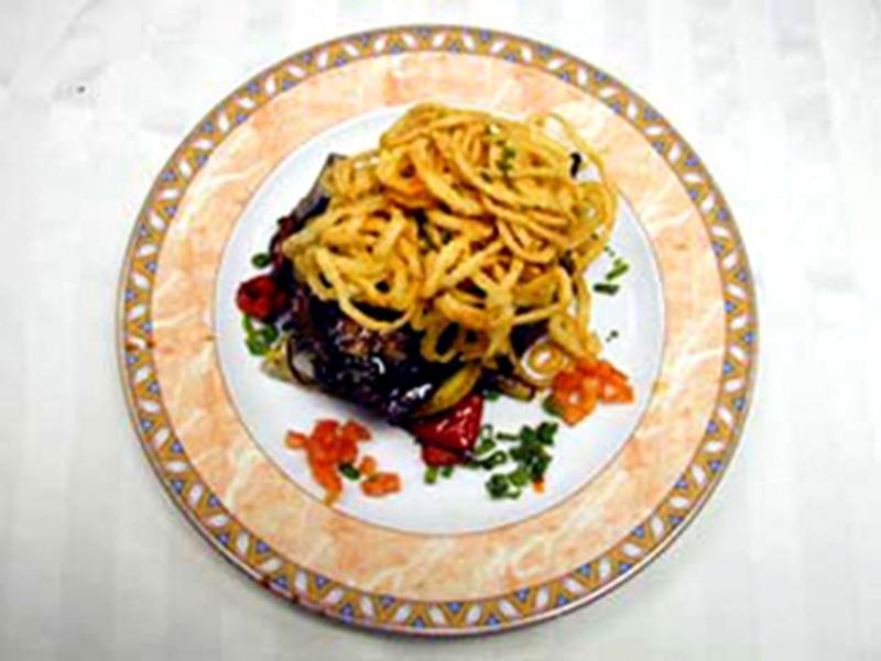 Top Sirloin Dish