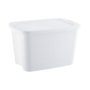 18gal-White Sterilite