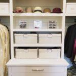 closet center detail