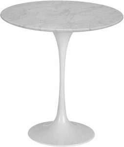Latitude Run marble end table