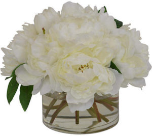 OKL cream peonies