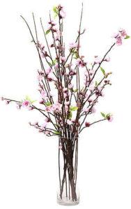 OKL pink blossoms