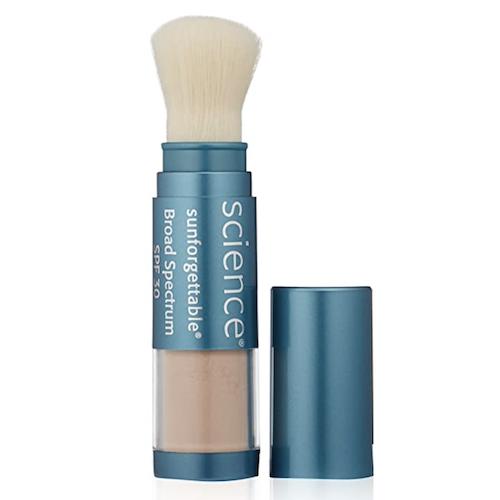 Colorescience Brush-On Sunscreen Mineral Sunforgettable Powder SPF Sunscreen