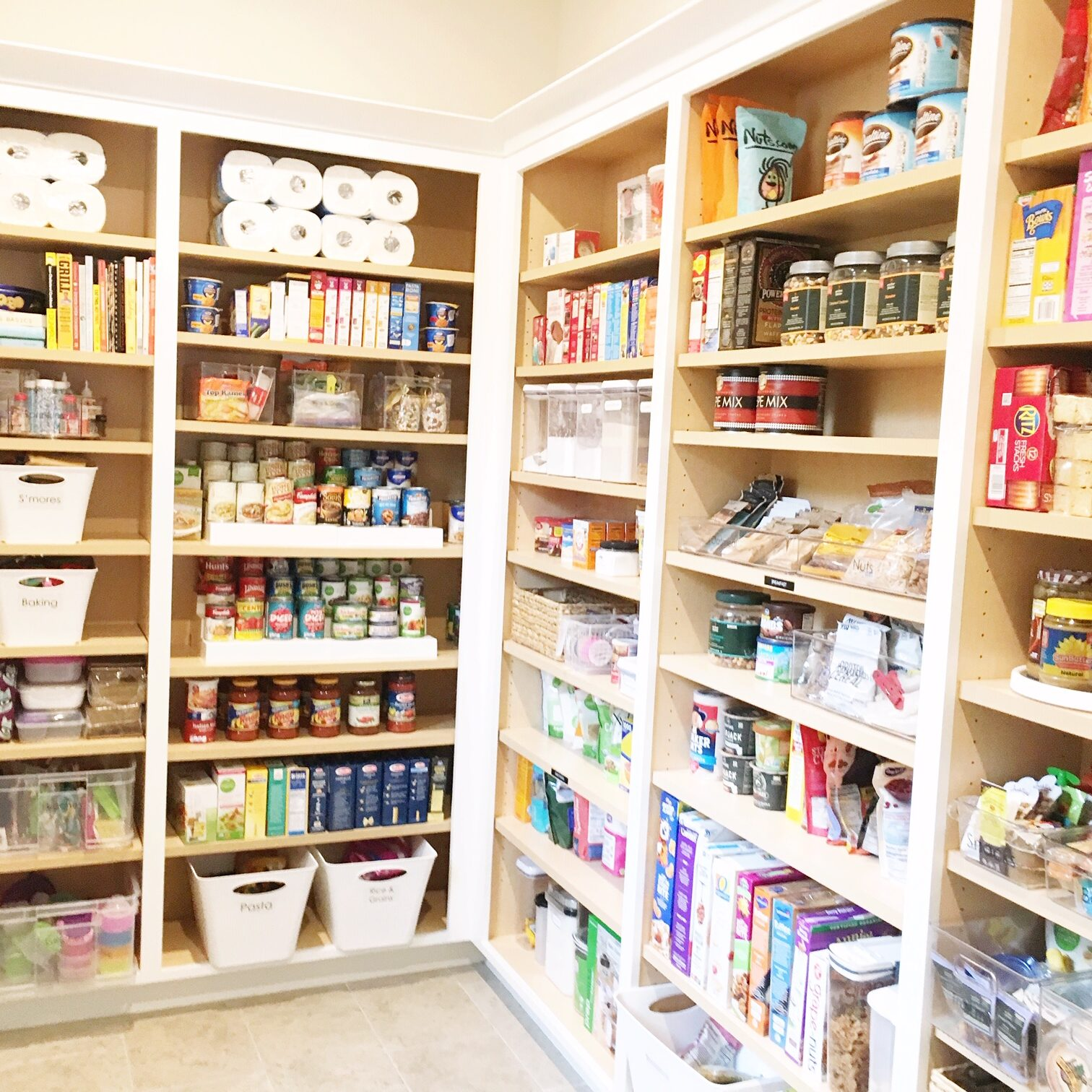 pantry corner
