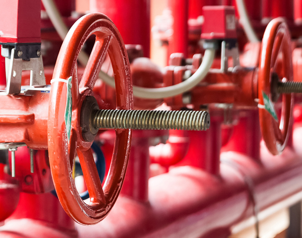 commercial fire safety system