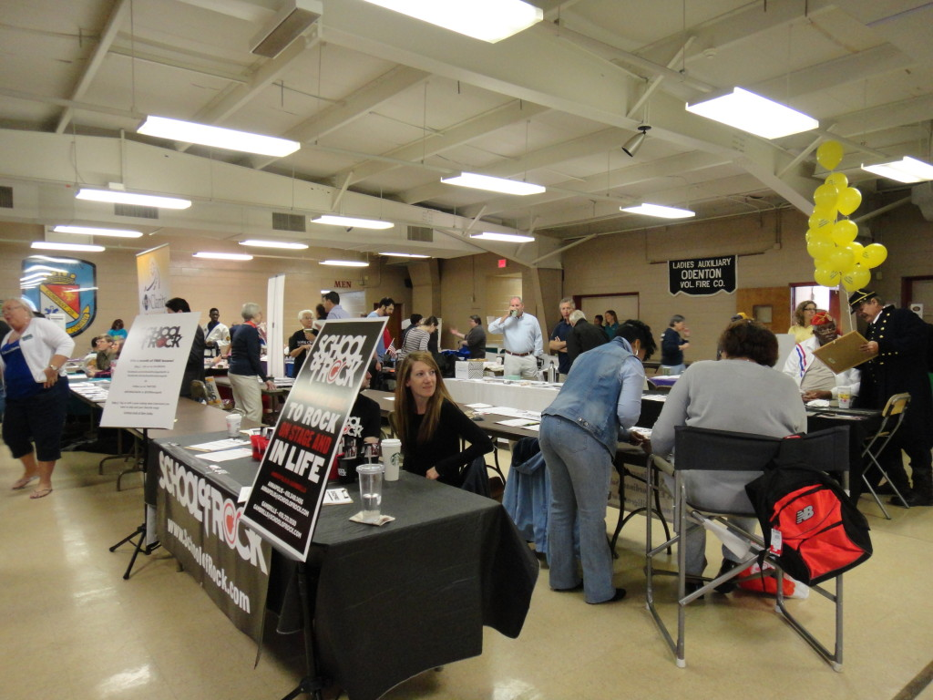Odenton Day Tables