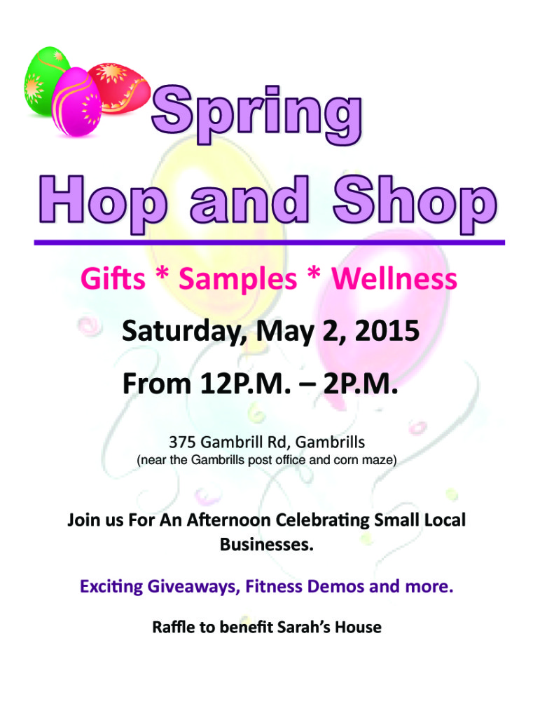 Small Business Spring Event