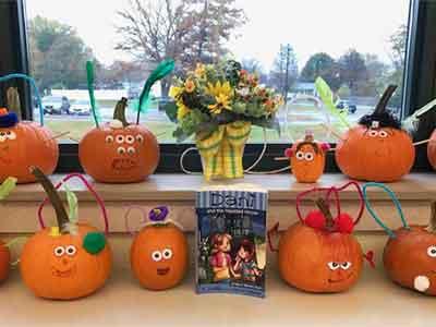 Classroom Pumpkins