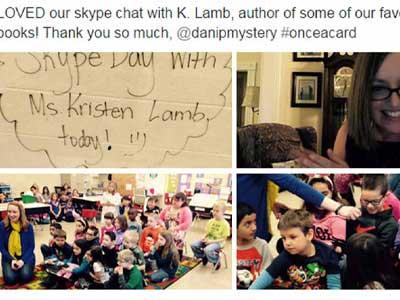 Skype Visit