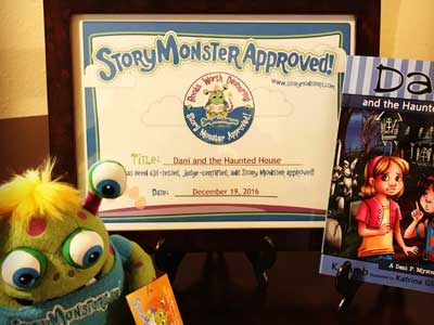 Story Monster Approved