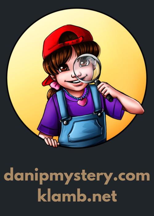 Dani P. Mystery Logo