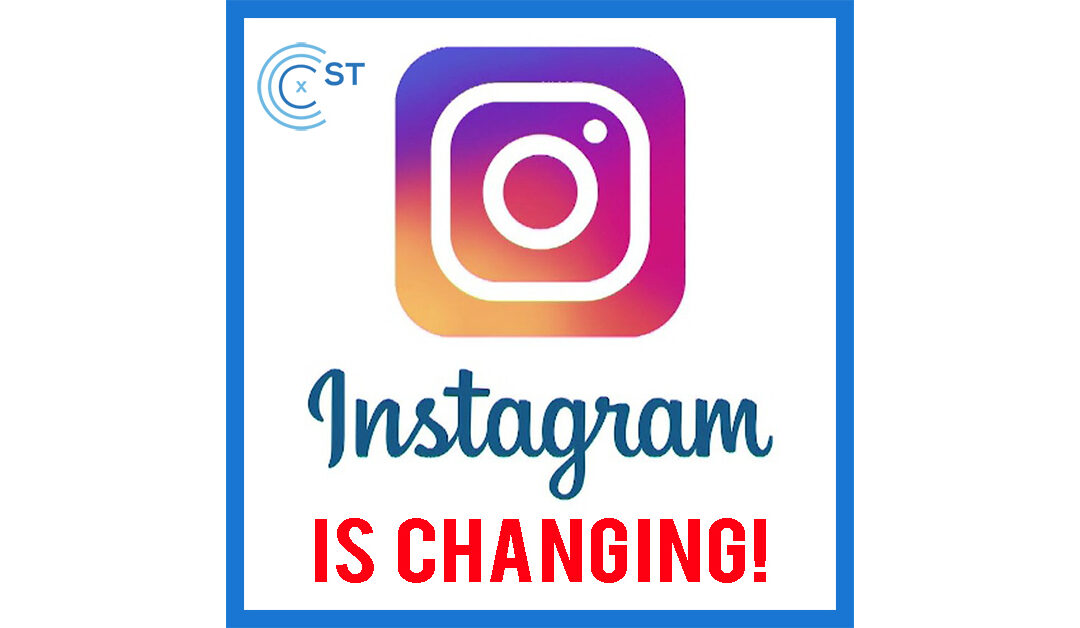 Instagram is Changing Friday