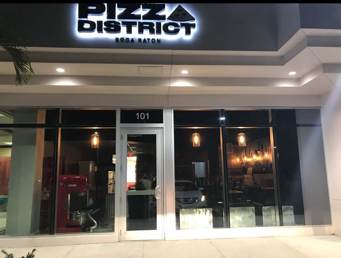 Pizza District Boca Raton