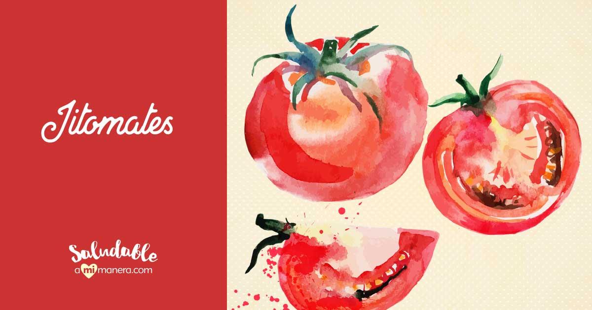 Jitomates O Tomates, ¿cómo Se Llaman?