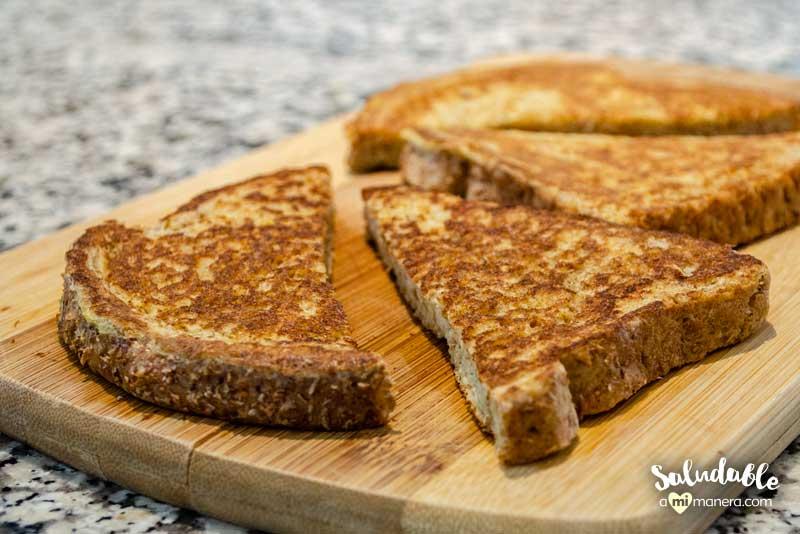 pan tostado francés