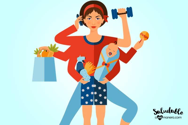 Estrés y sobrepeso, qué relación tienen