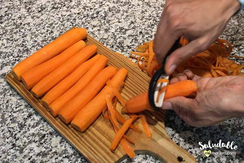 Zanahorias, nutrientes y beneficios en tu salud