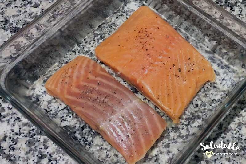 Propiedades del salmón y cómo cocinarlo
