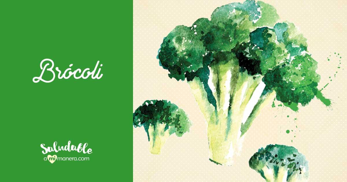 Brócoli Beneficios Y Recetas Fáciles