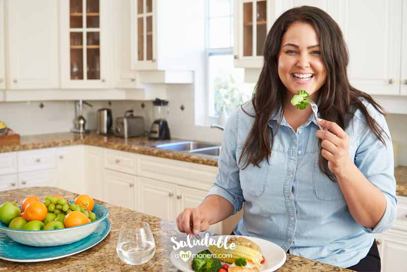 Cómo adelgazar con un horario de comidas