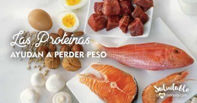Las Proteínas Ayudan A Perder Peso