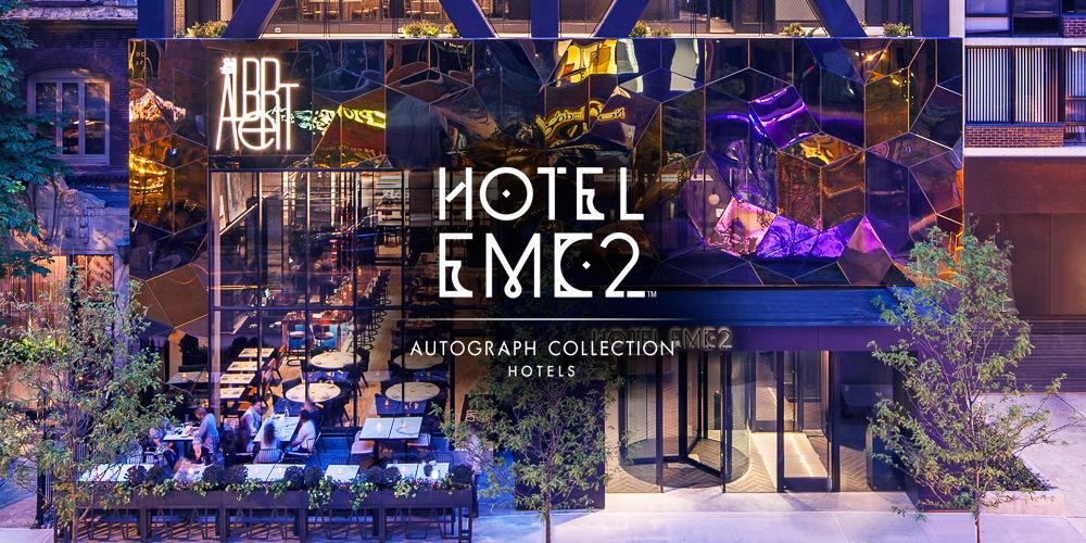 Hotel EMC2 | SMASHotels