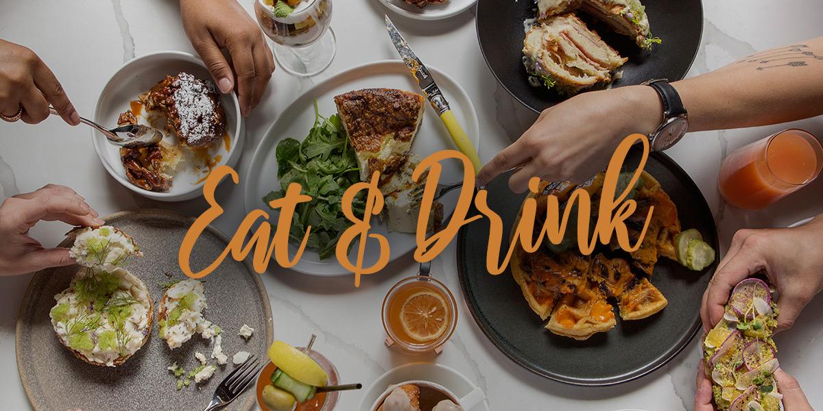 Eat & Drink | SMASH Cash Rewards | SMASHotels