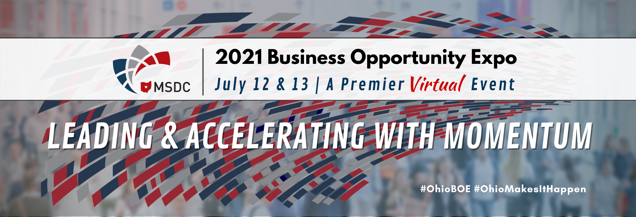 July 12-13 – OMSDC Virtual Business Opportunity Expo