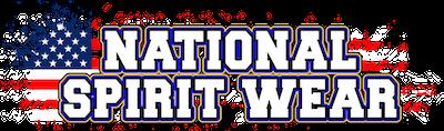 National Spirit Wear logo 0ct 2018-2
