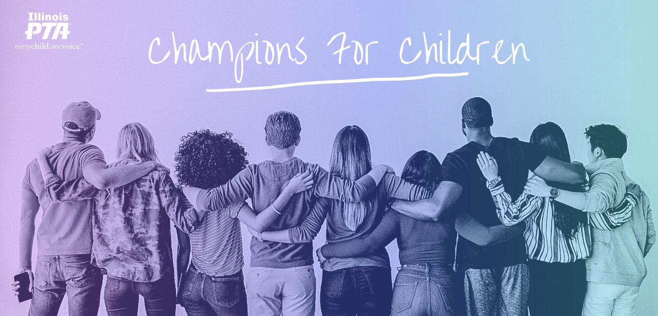 Champions for Children banner