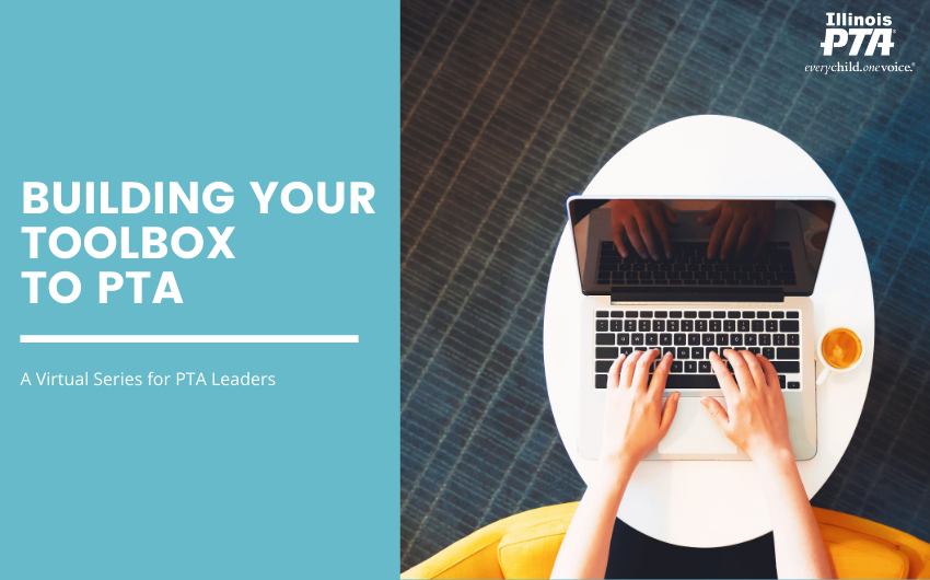 Building Your Toolbox to PTA graphic