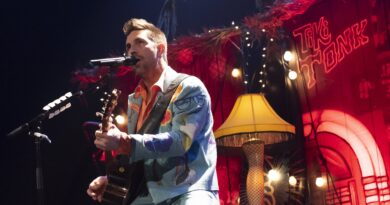 REVIEW: Jake Owen at Hoyt Sherman Place, 2.14.20