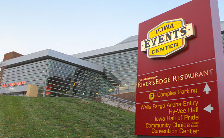 Iowa Events Center announces re-opening strategy ahead of June 19 event