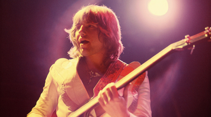 Greg Lake anthology to be released Oct. 23
