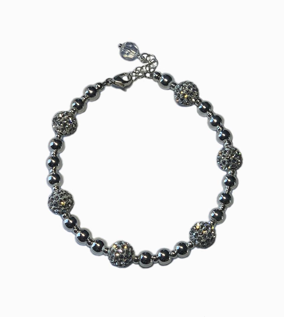 1388 Lady Like Single Bracelet