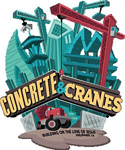 VBS '21 - Concrete & Cranes