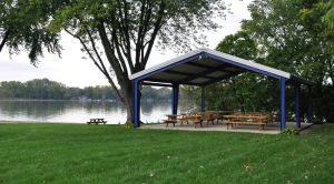 Bayview Park  |  Pavilion