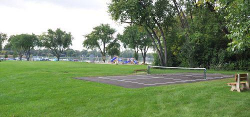 Bayview Park  |  Pickleball Court & Playground