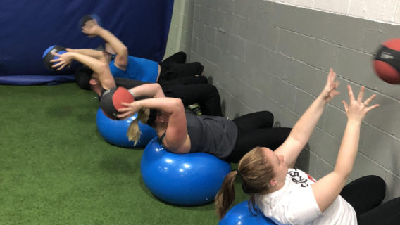 Adult Functional Training Class