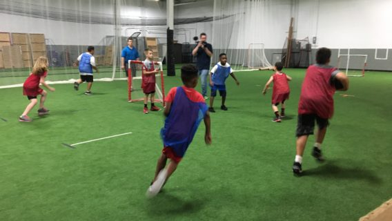 10U Speed and Agility Class