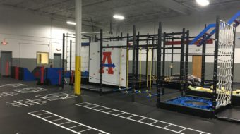 Ninja Warrior Obstacle Courses