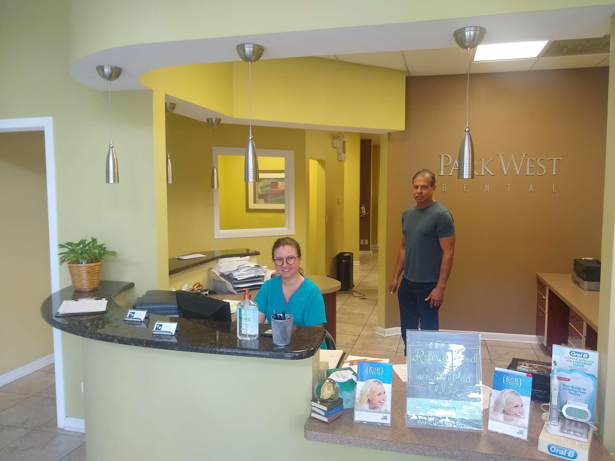 Park West Dental Team