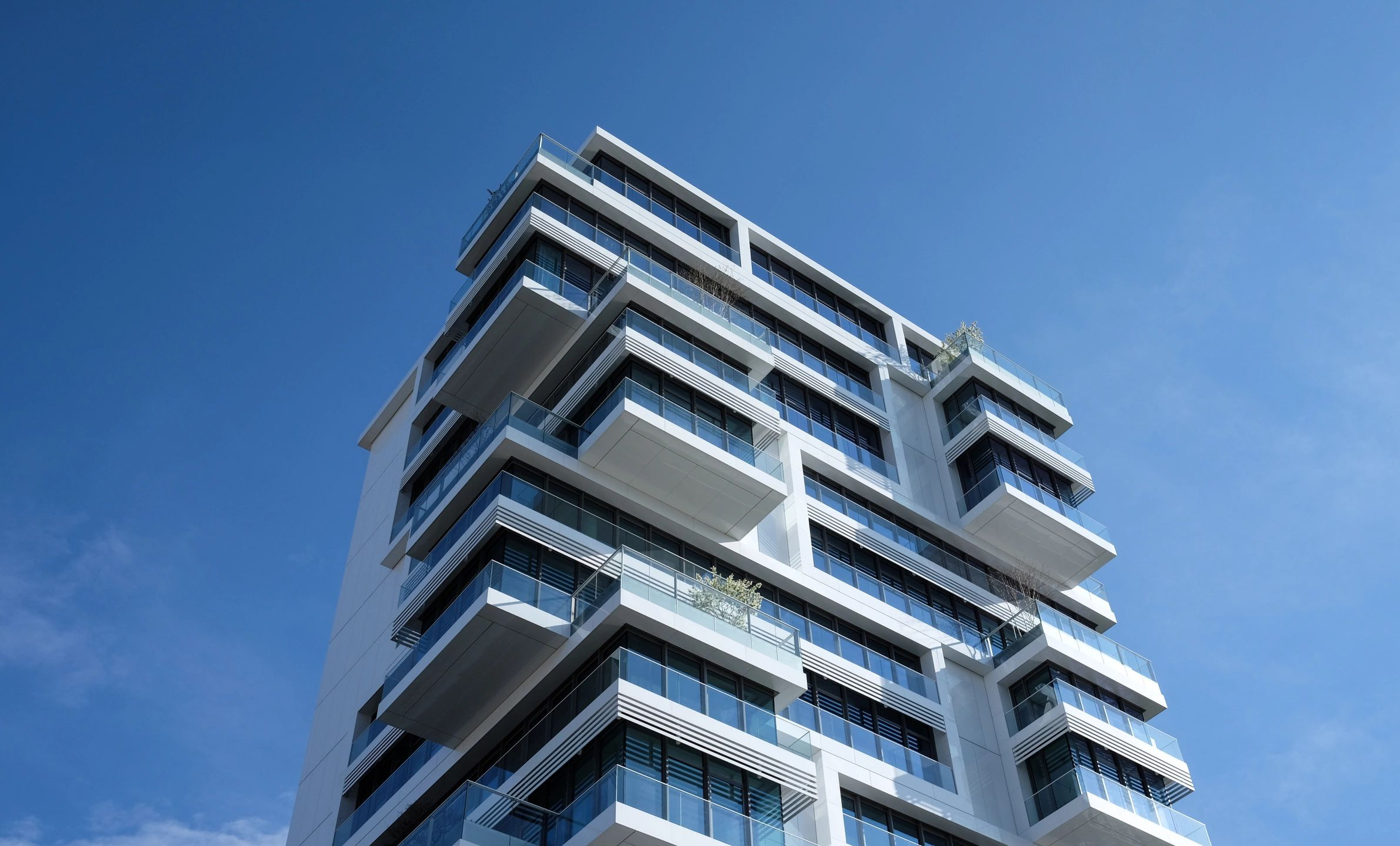 Modern Sustainable Building Architecture in South Florida