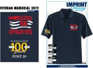 Polo shirt final design