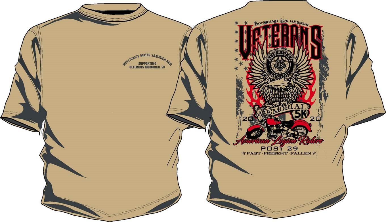 2020 ALR t-shirts