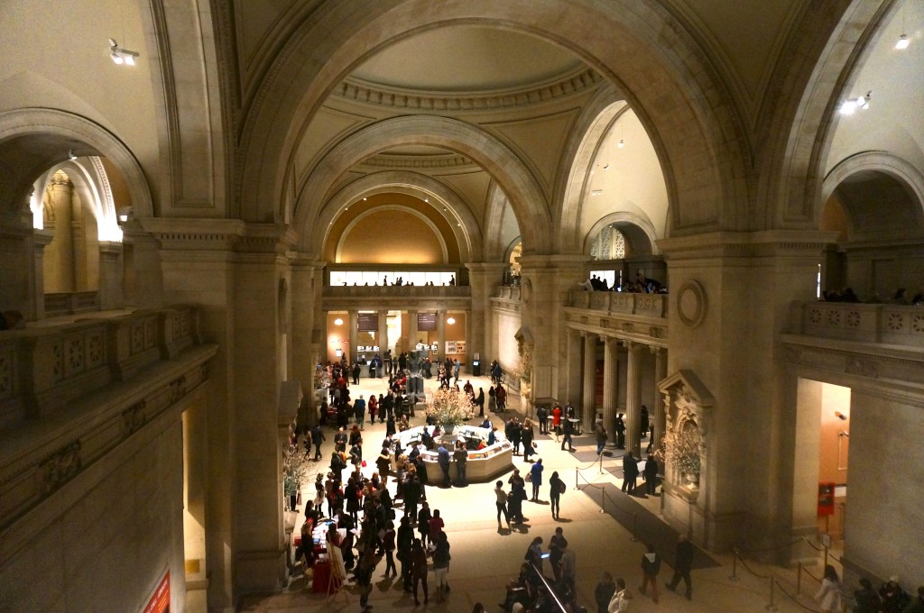 nyc met museum lifestyle blog ladyhattan art food fun best of new york