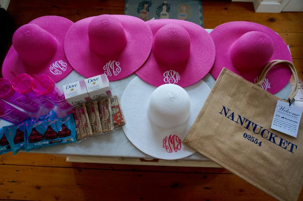 ladyhattan travel blog nyc nantucket gift bags weddings celebrations ack